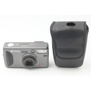 キョウセラ(京セラ)の良品 Kyocera T Zoom Carl Zeiss Lens C094(フィルムカメラ)