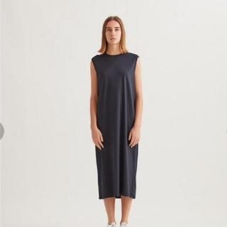 Demi-Luxe BEAMS - 新品!ATON SUVIN 60/2 タンクトップ ドレス