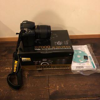 Nikon - Nikon D7000 18-105 VR Kit 美品