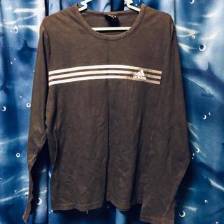 アディダス(adidas)のアディダス 長袖シャツ(Tシャツ/カットソー(七分/長袖))