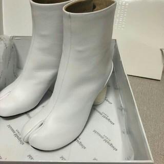 シュプリーム(Supreme)の早い者勝ち 新品未使用 18aw マルジェラ タビブーツ 足袋ブーツ(ブーツ)