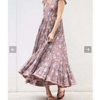 Noble - 【新品タグ付】MARIHA 草原の虹のドレス ハーフスリーブ