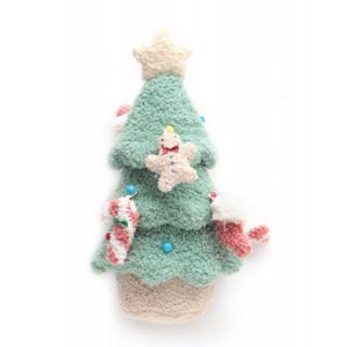 ジェラートピケ(gelato pique)の新品 クリスマス限定★ツリー 起き上がりこぼし(その他)
