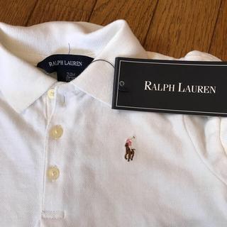 新品タグ付き Ralph Lauren ワンピース