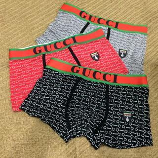グッチ(Gucci)の新品 送料無料 グッチ GGロゴ ボクサーパンツ(ボクサーパンツ)