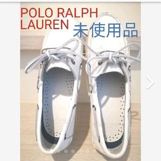 POLO RALPH LAUREN - POLO RALPH LAUREN デッキシューズ