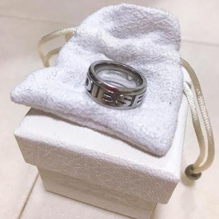 ディーゼル(DIESEL)のディーゼル 指輪(リング(指輪))