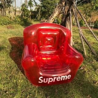シュプリーム(Supreme)の貴重な SUPREME インフレータブルチェアsupreme(家具)