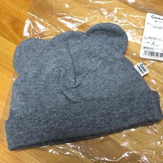 Combi mini - 新品 Combi mini 耳付き 帽子