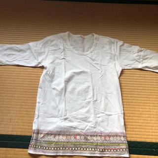 ハレ(HARE)の七分袖 シャツ (Tシャツ/カットソー(七分/長袖))