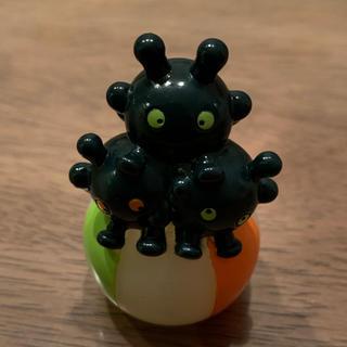 バンダイ(BANDAI)のあつまれアンパンマン 指人形 2012年 やみるんるん(ぬいぐるみ/人形)