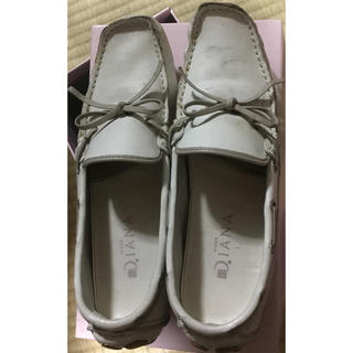 ダイアナ(DIANA)のダイアナ デッキシューズ(ローファー/革靴)