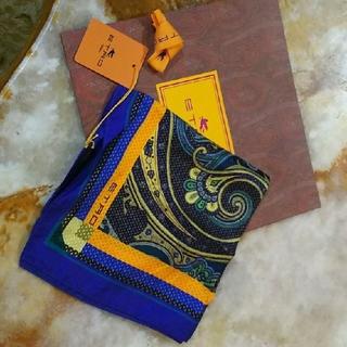 エトロ(ETRO)の未使用♡ETRO♡スカーフ♡ポケットチーフ(ハンカチ/ポケットチーフ)
