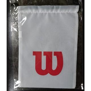 wilson - ウィルソン 巾着袋