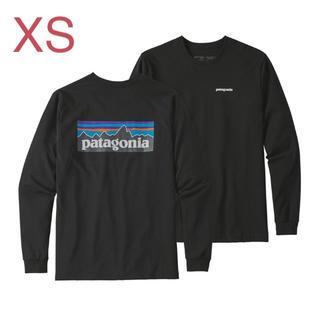 patagonia - パタゴニア Patagonia  ロングスリーブ  ロンT  黒  新品