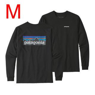 patagonia - Patagonia  パタゴニア  ロングスリーブ  ロンT  黒  新品