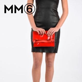 エムエムシックス(MM6)の値下中★MM6 クラッチバッグ マルジェラ パーティバッグ 結婚式 マルニ(クラッチバッグ)