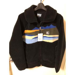 ヘリーハンセン(HELLY HANSEN)の新品タグ付き ヘリーハンセン フリースジャケット(ブルゾン)