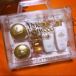ヴィヴィアンウエストウッド(Vivienne Westwood)のVivienne Westwood コケットリーケース 香水 ブドワール(香水(女性用))