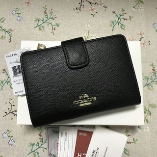 COACH - 新品COACH コーチ 二つ折り財布 F53436正規品