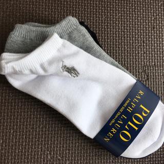 ラルフローレン(Ralph Lauren)の3足❤️新品*ラルフ  靴下 セット 23 24 25(ソックス)