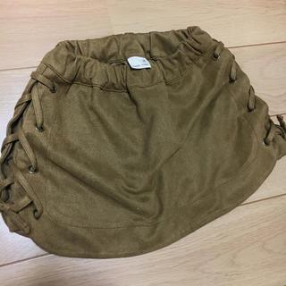 プティマイン(petit main)のプティマイン  スエード風スカート(スカート)