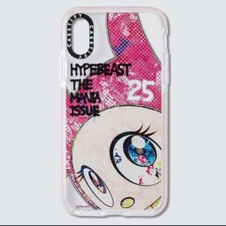 シュプリーム(Supreme)の村上隆  iphonexsケース(iPhoneケース)