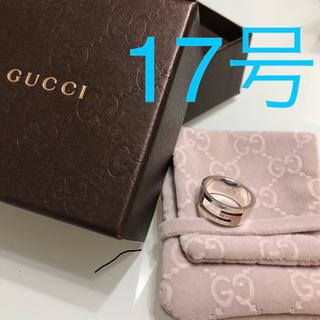 グッチ(Gucci)のGUCCI Gリング 指輪(リング(指輪))
