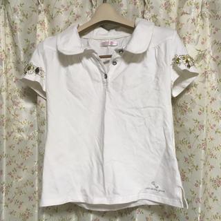 キャロウェイゴルフ(Callaway Golf)のゴルフウェア ビジュー ポロシャツ(ポロシャツ)