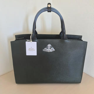 ヴィヴィアンウエストウッド(Vivienne Westwood)の新品 ヴィヴィアン トートバッグ ADVAN グリーン(トートバッグ)
