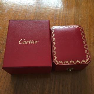 Cartier - カルティエ リングケース