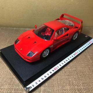 フェラーリ(Ferrari)のホットウィール 1/18 フェラーリF40 ミニカー 外箱無し(ミニカー)