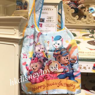 Disney - 〈香港ディズニー〉Happy Music Gatheringシリーズ エコバッグ