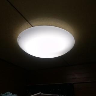 パナソニック(Panasonic)の高年式シーリングライト LEDタイプ1つ 6畳〜8畳用/蛍光灯タイプ1つ(天井照明)