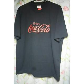 コカコーラ(コカ・コーラ)のコーラTシャツ(Tシャツ/カットソー(半袖/袖なし))