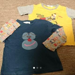 パーソンズキッズ(PERSON'S KIDS)のパーソンズキッズ☆100Tシャツ2枚セット(Tシャツ/カットソー)