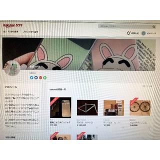 アップル(Apple)のsakura旧出品者名nanamomo's shopは詐欺師です。(携帯電話本体)