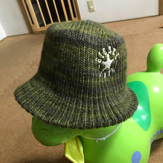 ディーゼル(DIESEL)のディーゼル  帽子(ニット帽/ビーニー)