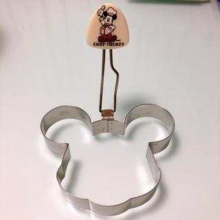 Disney - ディズニー パンケーキ型 シェフミッキー