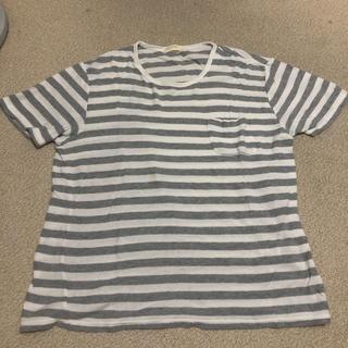 バックナンバー(BACK NUMBER)のbacknumber ボーダーTシャツ(Tシャツ/カットソー(半袖/袖なし))