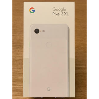 NTTdocomo - docomo Google Pixel 3 XL Clearly White 白