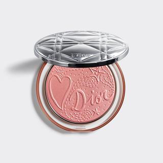 ディオール(Dior)の美品  ディオールスキン ミネラル ヌード ルミナイザー パウダー (限定品) (チーク)