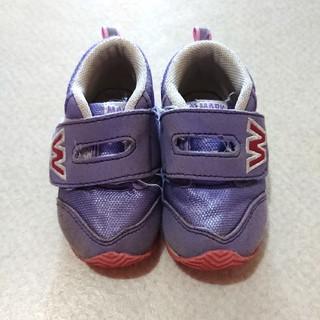 ニシマツヤ(西松屋)のベビー靴 スニーカー 12cm(スニーカー)