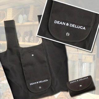 DEAN & DELUCA - DEAN&DELUCA エコバッグ 黒