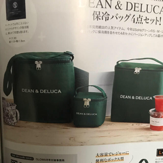 ディーンアンドデルーカ(DEAN & DELUCA)のディーンandデルーカ  保冷バック(弁当用品)