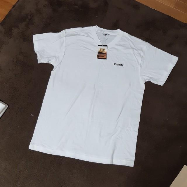 G.T. HAWKINS(ジーティーホーキンス)のG.T.ホーキンス 半袖L メンズのトップス(Tシャツ/カットソー(半袖/袖なし))の商品写真
