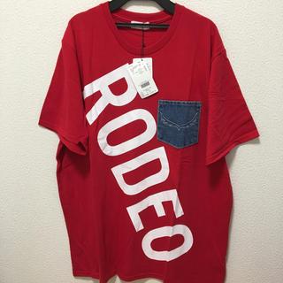 ロデオクラウンズワイドボウル(RODEO CROWNS WIDE BOWL)のロデオクラウンズ Tシャツ メンズ(Tシャツ/カットソー(半袖/袖なし))