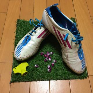 アディダス(adidas)のアディゼロF50 SG(シューズ)