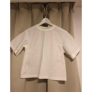 プラージュ(Plage)のコットンブロードTブラウス(シャツ/ブラウス(半袖/袖なし))