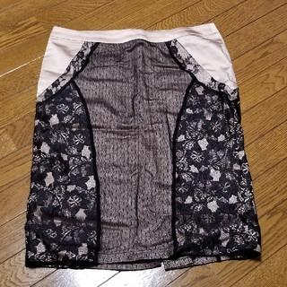デュラスアンビエント(DURAS ambient)のDURASambient スカート(ひざ丈スカート)